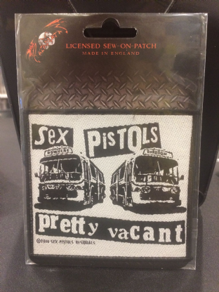 Sex Pistols Patch 6